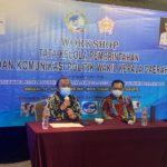 Workshop Forwakada, Penguatan Sinergitas Tata Kelola Pemerintahan di Masa Pandemi