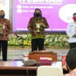 Pemkot Tegal Raih Juara Anugerah IDSD Tingkat Provinsi Jateng