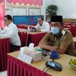Wakil Bupati Brebes Ikuti Penyerahan DIPA dan TKDD Secara Virtual