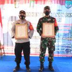 Wakil Ketua MPR RI Apresiasi Ketahanan Pangan TNI-POLRI