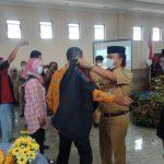 Tertib Administrasi, Relawan Adminduk Disduk Capil Kota Tegal Resmi Dikukuhkan