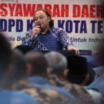 Wali Kota Tegal Resmi Buka Musda DPD KNPI Ke 13 Kota Tegal