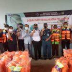 Bersama HNSI Kota Tegal, TPI Muarareja Sosialisasi Keselamatan