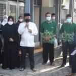 Sampaikan Duka Mendalam, Wakil Walikota Tegal Turut Melepas Jenazah Ketua Muhamadiyah