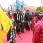 Teteg, Tutug dan Bangkit Semangati Hari Jadi Ke 343 Kabupaten Brebes