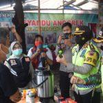 Kapolres Tegal Kota Dukung dan Apresiasi Kampung Siaga Candi