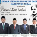 DPRD Kabupaten Tegal, Hari Kartini 21 April 2021