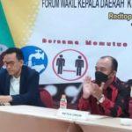 Wakil Wali Kota Tegal Resmi Membuka Workshop Forwakada Se Indonesia di Hotel Red Top Jakarta