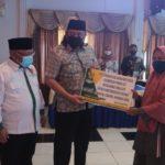 Awal Ramadhan, Baznas Salurkan 2.100 Bantuan Kepada Guru PAI