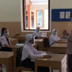 Wawalkot Tegal  Monitoring Pelaksanaan Uji Coba Pembelajaran Tatap Muka