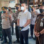Kapolda Jateng Minta Forkompinda  Kabupaten Tegal Tingkatkan Penegakan Disiplin Protokol Kesehatan
