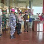 Datangi Rita Mall Tegal, Kapolsek Tegal Barat Sosialisasikan PPKM Mikro