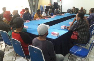PKL Jl. Ahmad Yani Sepakat Relokasi Sementara di Dua Tempat